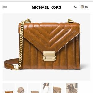 Michael Kors purse with tags